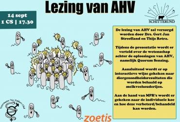 Lezing van AHV
