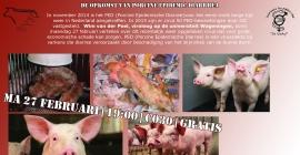 Lezing PED (Porcine Epidemic Diarrhea)