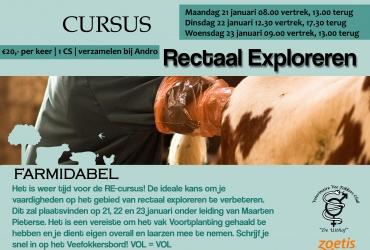 cursus Rectaal Exploreren