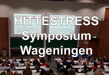 Hittestress symposium Wageningen
