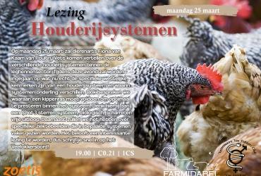 Lezing houderijsystemen