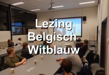 Lezing Belgisch Witblauw