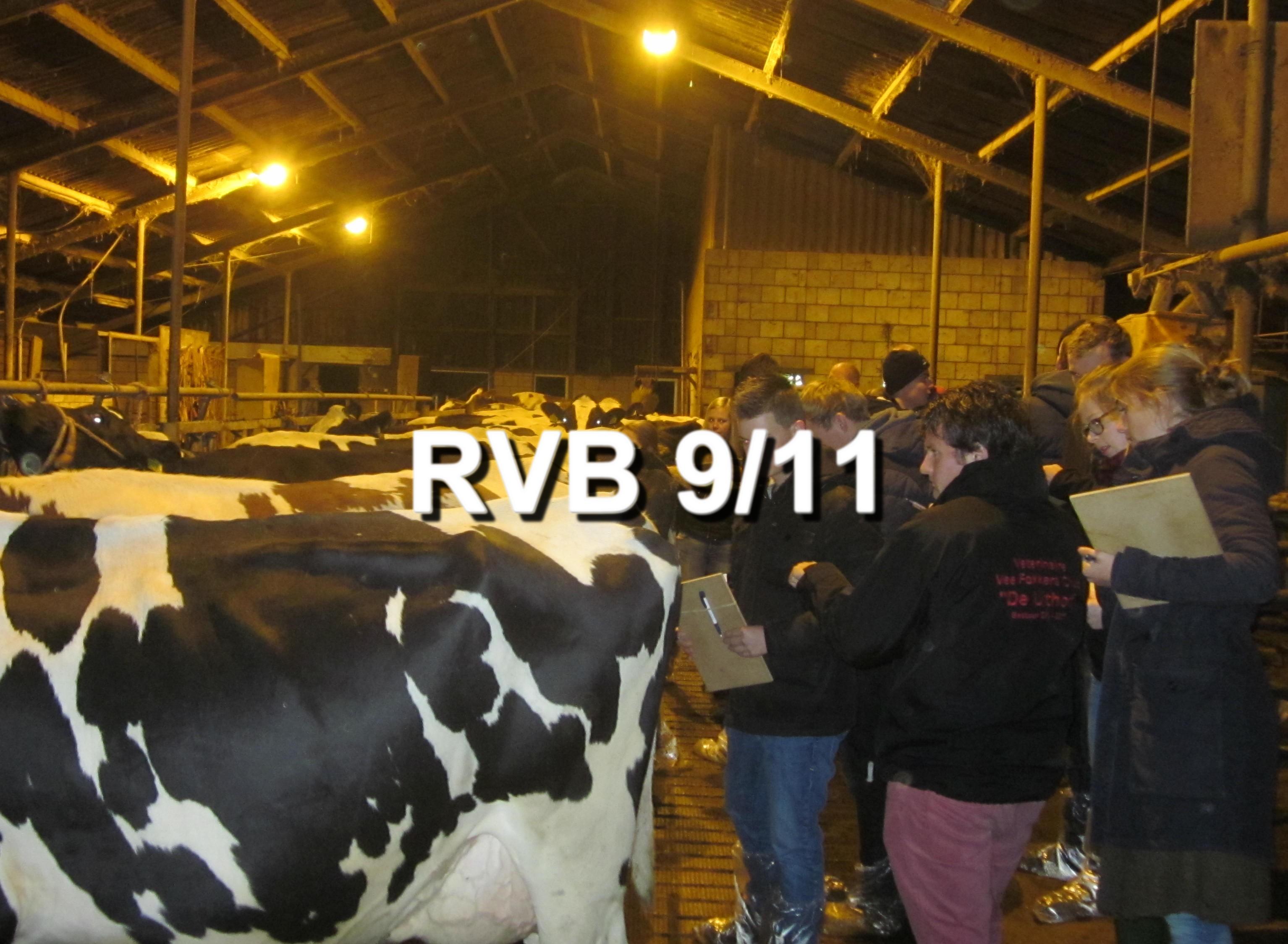 RVB 9 november Arkel