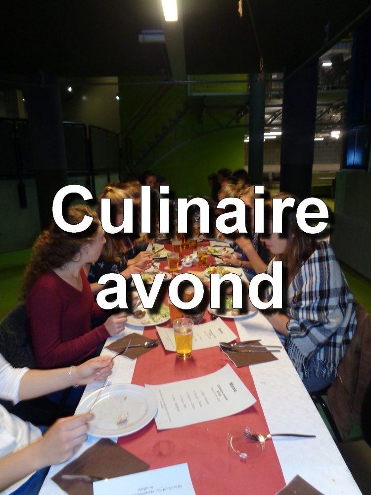 Culinaire avond