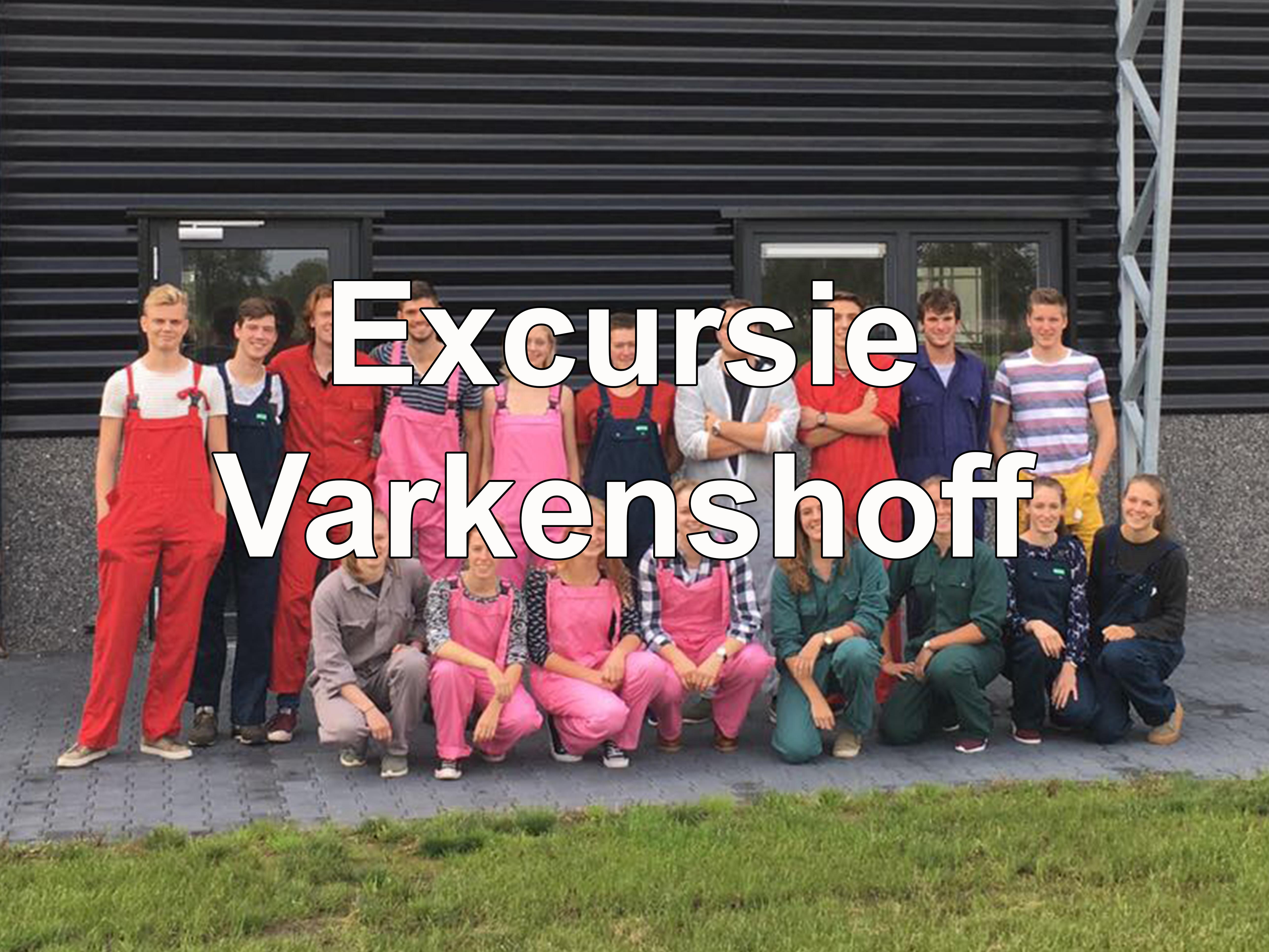 Varkenshoff excursie